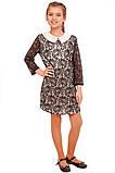 Нежное модное платье   для девочки 134-152р, фото 3