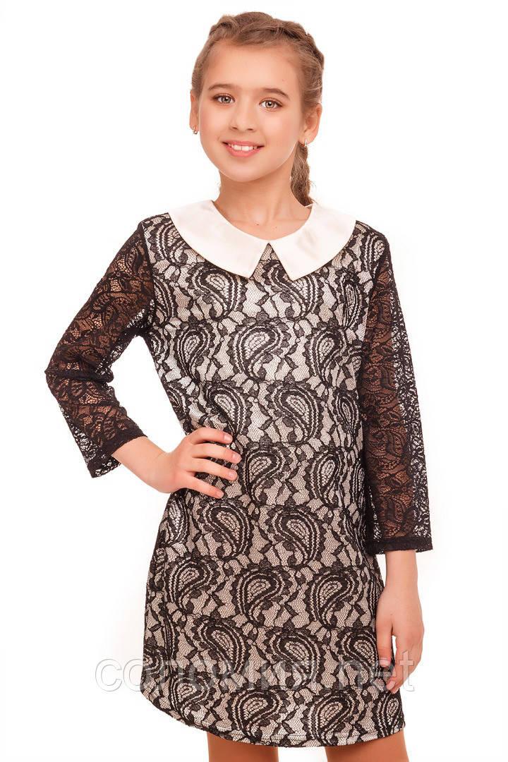 Нежное модное платье   для девочки 134-152р