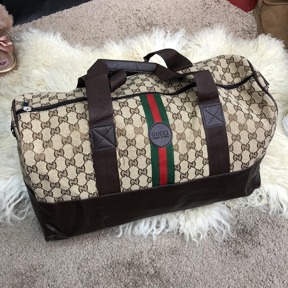 db1354131f35 Gucci GG Supreme сумка дорожная люкс копия, цена 870 грн., купить в ...