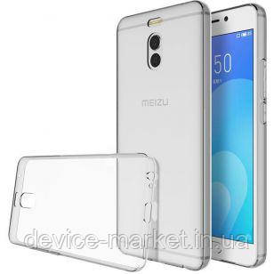 Силиконовый чехол Meizu M6 Note