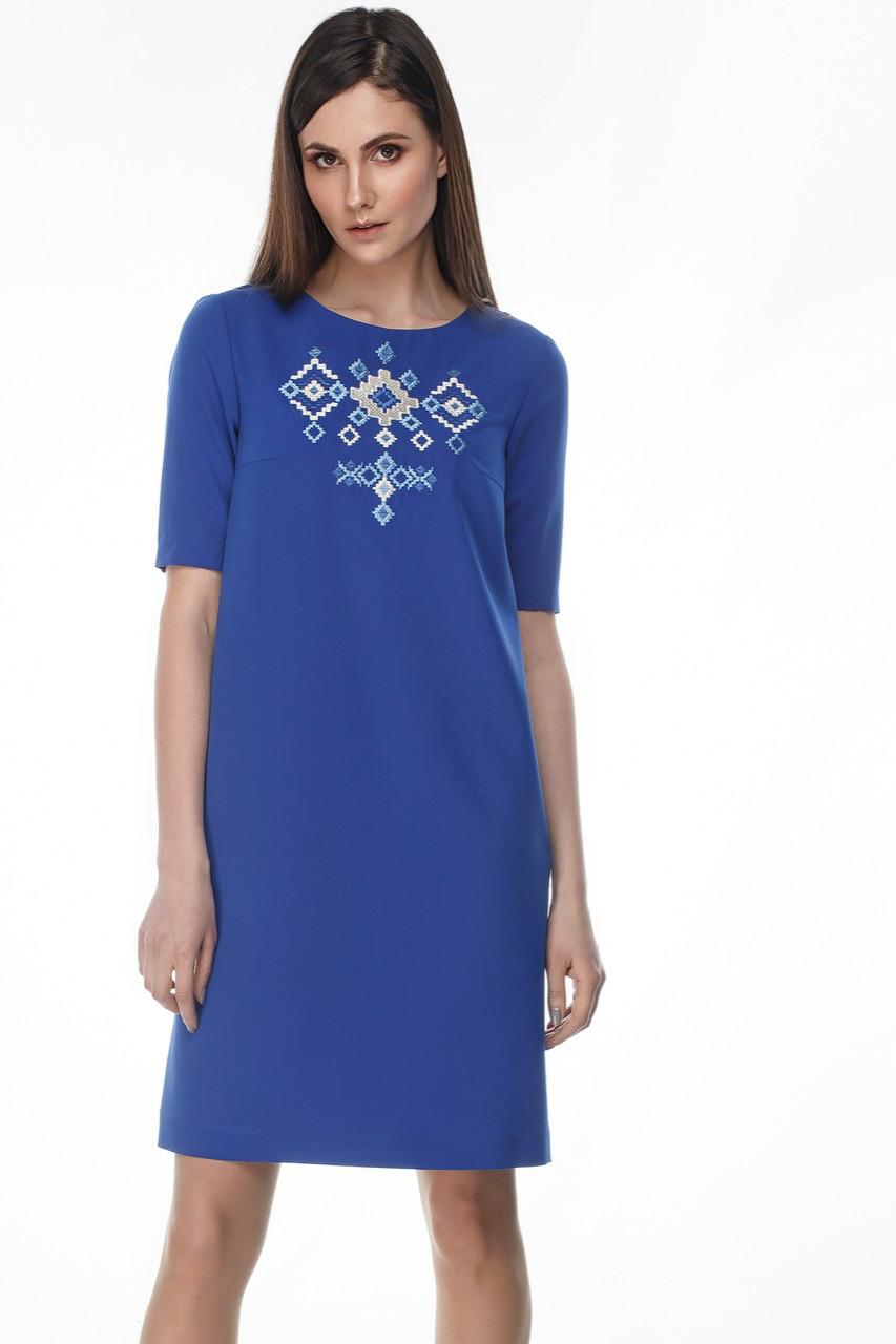 Платье вышиванка - Леся - Вишиванки оптом и в розницу - «ОптИнвест» в  Хмельницком 2a58c531dc8b0