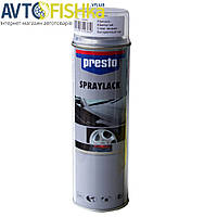 Аерозольна фарба Presto Spraylack ( ЛАК ) 500мл