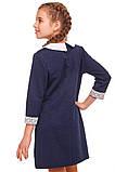Стильное классическое платье  для девочки 140-152р, фото 8