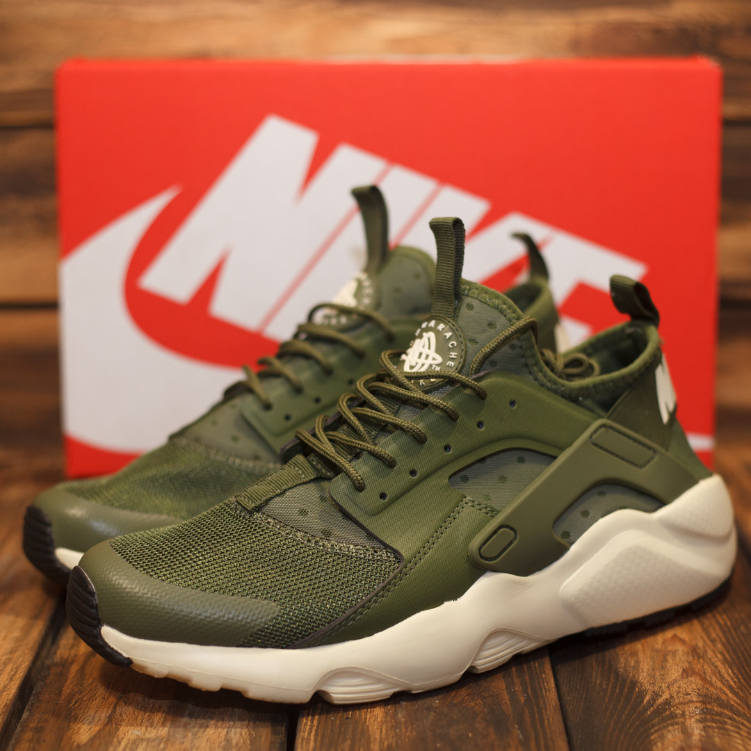 440fd7ee Мужские кроссовки Nike Huarache хаки 45, цена 1 020 грн., купить в ...