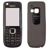 Корпус для Nokia 3120 с клавиатурой, черный, оригинал