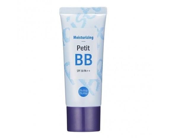 Увлажняющий ББ Крем HOLIKA HOLIKA Moisturizing Petit BB cream SPF30 PA++ - 30мл
