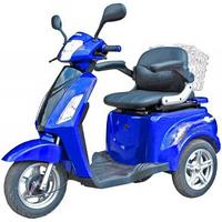 Электроскутер Vega Help 500 New (500 Вт, 60 В) blue