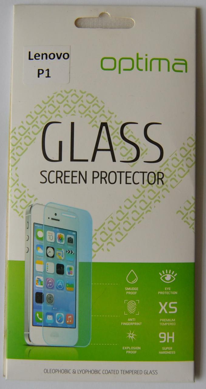 Защитное стекло Lenovo P1 optima