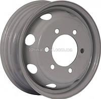 Стальные диски КрКз FAW / Foton / Yuejin / Eagle 5.5x16/6x190 D141.0 ET102 (Gray)