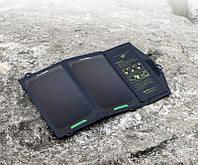 Портативное солнечное зарядное устройство ALLPOWERS 10W, фото 1