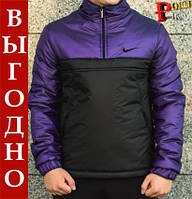 Мужская весенняя куртка Анорак Intruder