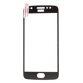 Защитное стекло Full Screen для Motorola Moto G5S, черный