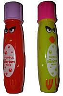 """Мыльные пузыри 3004-4/169 """"Angry birds"""" 11см, 2цв. микс (30уп)"""
