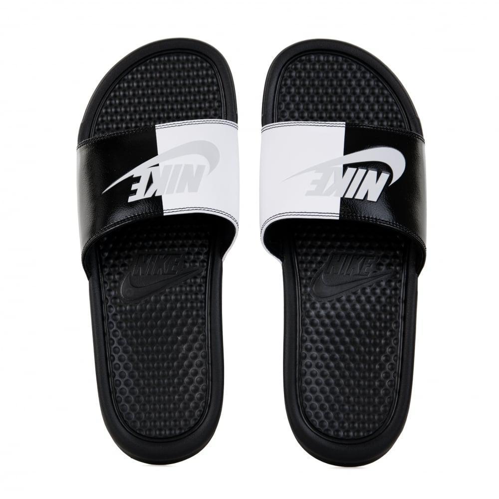 3e120dc3 Шлепанцы Nike Benassi JDI Slide, Код - 343880-015: продажа, цена в ...