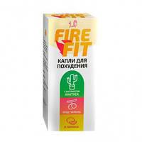Краплі для схуднення FIRE FIT
