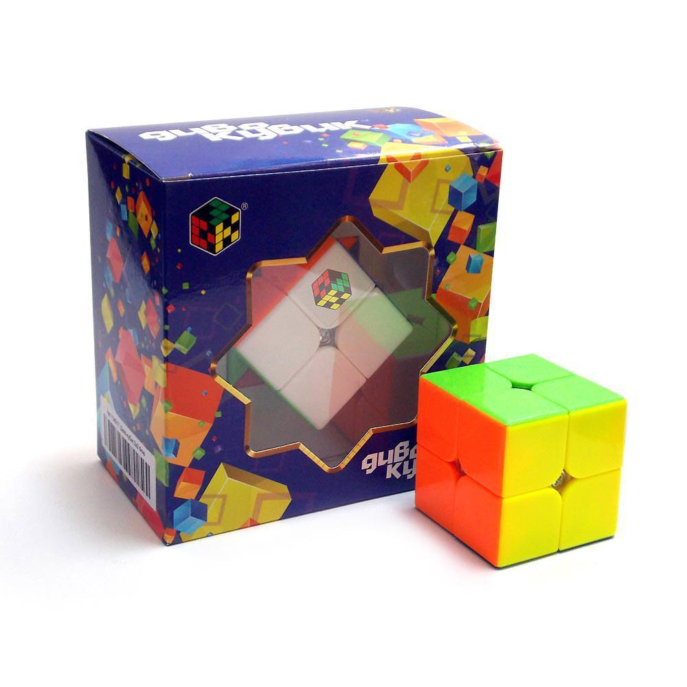 Кубик Рубика 2×2 Диво-кубик Колор