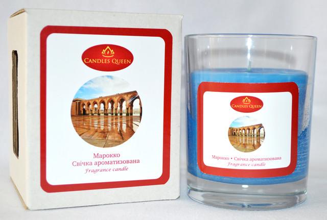 Свеча ароматическая парфюмированная