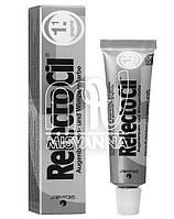 Краска для бровей и ресниц RefectoCil №1.1, 15 мл графитовый