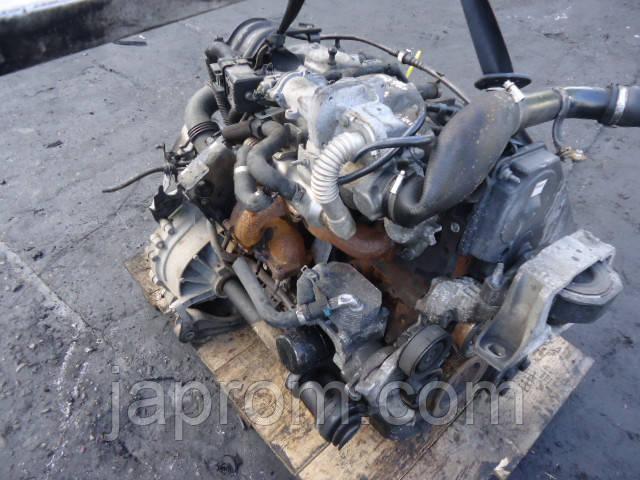 Мотор (Двигатель) Ford Galaxy Mondeo 1.8 tdci KHBA 2006r Siemens