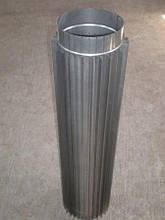 Труба радиаторная из нержавеющей стали 100мм