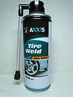 Аварийный герметик для ремонта проколотых шин Axxis 500мл