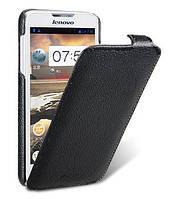 Чехол для Lenovo A680 - Melkco Jacka leather case