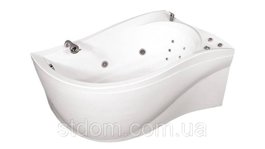 Гидромассажная ванна Triton Николь левая