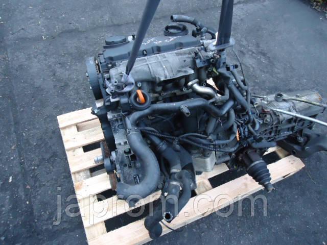 Мотор (Двигатель) Audi A4 A6 2.0 tdi BRE BLB 2006r 140л.с