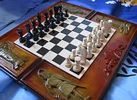 Шахматы, нарды, шашки, фото 1