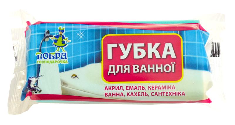 Губка для ванной комнаты Добра Господарочка