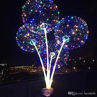 Шар светящийся  BOBO balloon светится МК2075, фото 1