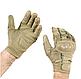 Перчатки армейские  тактические  огнеупорные  мультикам Tactical Gloves Multicam огнеупорные  ROTCHO  США  -XL, фото 2