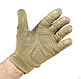 Перчатки армейские  тактические  огнеупорные  мультикам Tactical Gloves Multicam огнеупорные  ROTCHO  США  -XL, фото 3