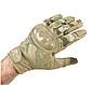 Перчатки армейские  тактические  огнеупорные  мультикам Tactical Gloves Multicam огнеупорные  ROTCHO  США  -XL, фото 4
