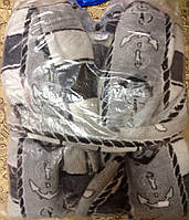 Мужские махровые халаты, фото 1