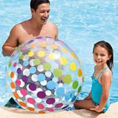 Пляжный надувной мяч Intex 59065 (107 см)
