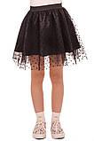 Прекрасная юбка для юных модниц  110-122р, фото 3