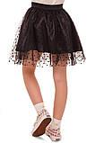 Прекрасная юбка для юных модниц  110-122р, фото 5