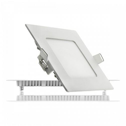 """Светодиодная LED панель 6 Вт """"Квадрат"""" IP44 2700К"""