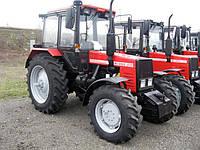 Трактора МТЗ в сравнении с импортными аналогами