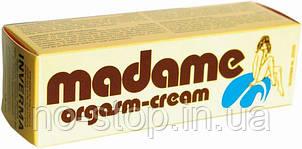 Збуджуючі крем - Madame Orgasm-Cream, 18 мл