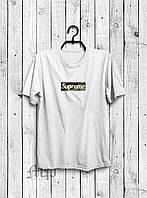 Модная футболка Supreme/Суприм