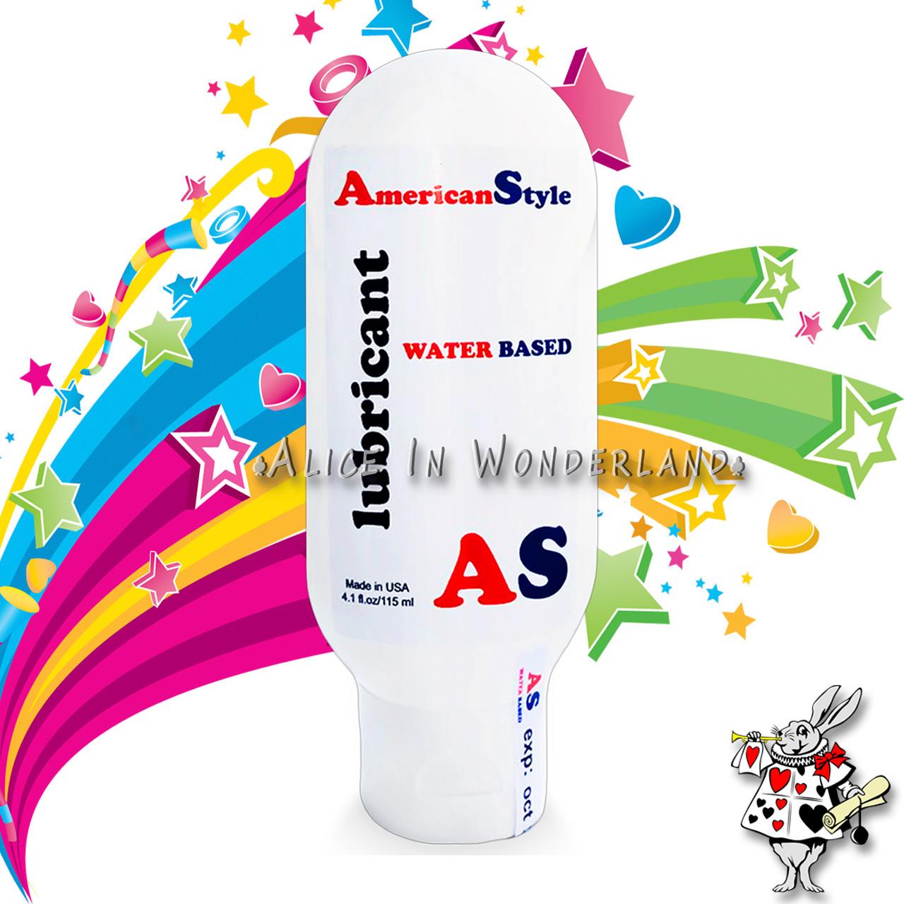 Смазка без аромата American Style 115ml