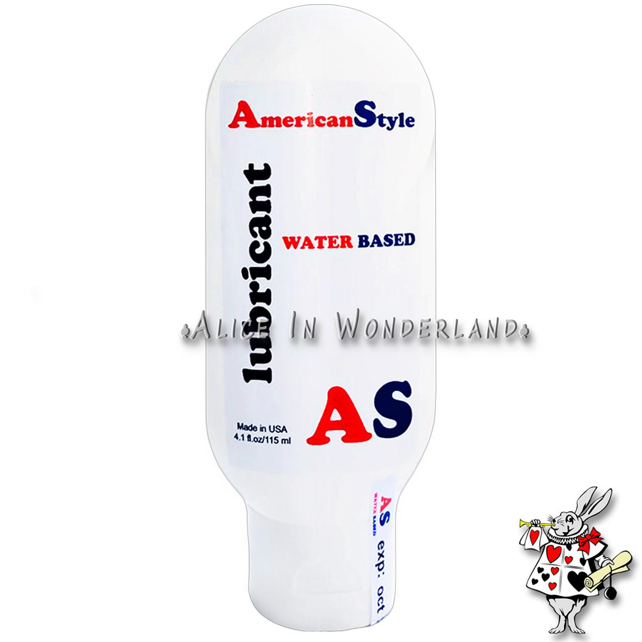 Интимный гель на водной основе  American Style 115ml