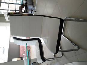 Стул белый на кухню HALMAR K-132, фото 2