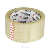 Скотч упаковочный AXENT, 48 мм х 66м х 40мкм, прозрачный 3033-01