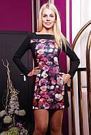 Платье с цветами IR Полина
