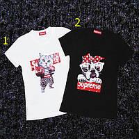 """Женская футболка """"Supreme"""""""