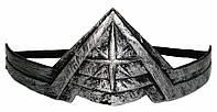 Тиара карнавальная (цвета металлик), корона амазонки