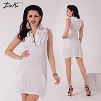 d75f4686d6e Короткое льняное платье оптом в Украине. Сравнить цены
